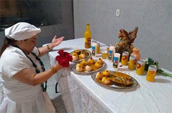 Mae Patricia de Xango Imagem